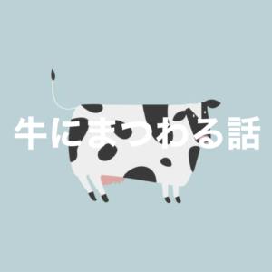 牛にまつわるお話